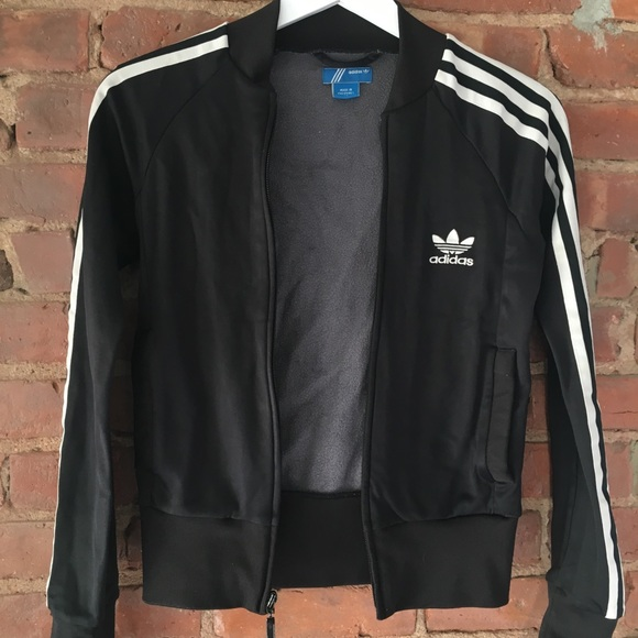 Adidas Tops Originals Zip Up Track Sweater Poshmark